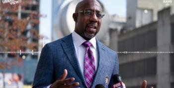 Rev. Sen. Warnock Offers To Help Ron Johnson Overcome His Racism