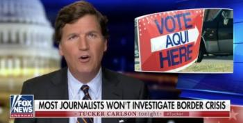 Tucker Claims Immigration Hurts The Environment