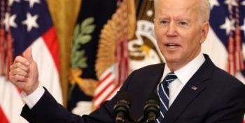 Biden Sets Fire To Filibuster