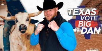 Extreme Makeover: Former NJ Wrestler Transforms Into Texas Cowboy To Run For Congress