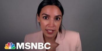 AOC's Counter-Offer:  Ten Trillion For Infrastructure