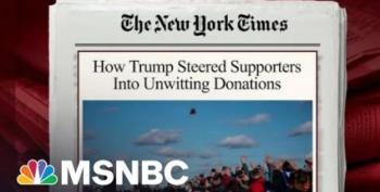TraitorTrump Bamboozled Donors With Recurring Donations