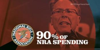 Everytown For Gun Safety Pushes Hard-Hitting Commercial Against NRA