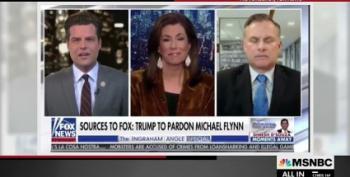 Did Matt Gaetz Ask Donald Trump For A 'Blanket Pardon'?