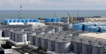 Japan Announces Plan To Release Fukushima Radioactive Water Into Ocean