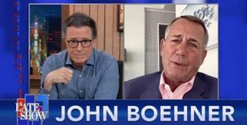 Looks Like John Boehner's Rehabilitation Tour Just Came To A Screeching Halt
