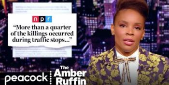 Amber Ruffin Decimates Cops And Criminalization Of Poverty