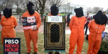 Senators To Biden: It's Time To Close Guantanamo