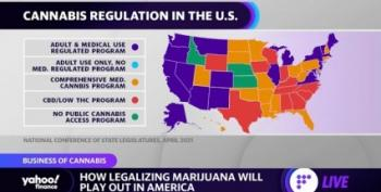 Happy 4/20! According To Pew, 91% Of Adults Now Support Legalizing Marijuana
