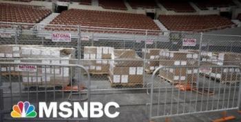 Rachel Maddow Deconstructs Crazy GOP Arizona Election Audit