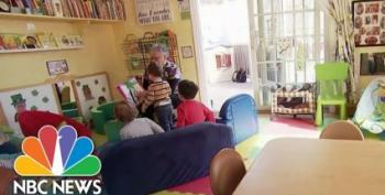 In US, Cost Of Child Care Is Double What Is 'Affordable'