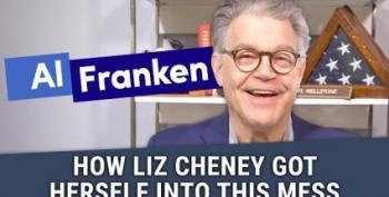 Al Franken Remembers Liz Cheney, Trump Supporter