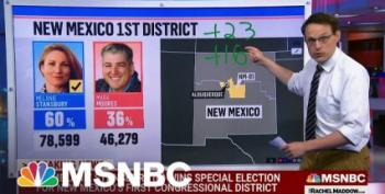 It's Dem Melanie Stansbury By A Landslide In New Mexico Special Election