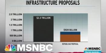 Hey Biden, Time To Cut Off Infrastructure Talks With GOP