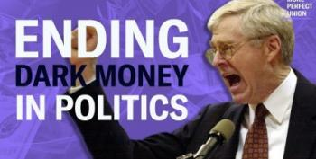 Senate Opposition To For The People Act Is Funded By Koch