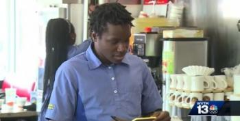 Teen Was Going To Skip His Graduation, But His Co-Workers Made It Happen