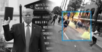 OUTRAGE: Trump-Appointed Judge Dismisses Lafayette Square Claims Against Trump, Barr