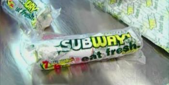 Report: There's No Tuna In Subway's Tuna Sandwich