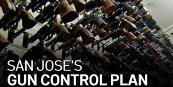 San Jose Passes  Mandatory Liability Insurance For Gun Owners