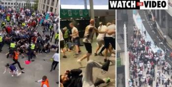 Racism Erupts As England Loses To Italy In The Euro2020 Final