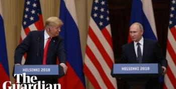 BOMBSHELL: Kremlin Docs Seem To Confirm Putin's Plot To Install Trump