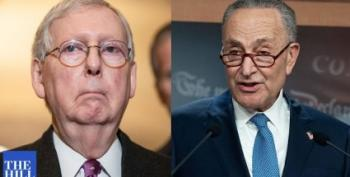 McConnell Plays Chicken With Economy, Pushing Phony Debt Ceiling