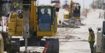 'Bipartisan' GOP Dragging Feet Over 'Details' On Infrastructure
