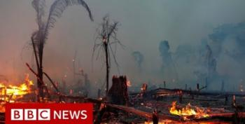 UN Climate Report: It's 'Code Red For Humanity'