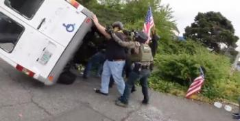 Proud Boys Are Invading Portland, Sparking Shootouts In The Street