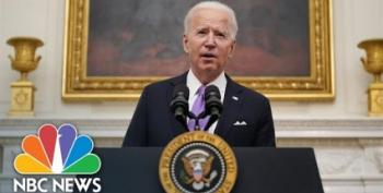 The Media Is Punishing Biden For Not Being Trump