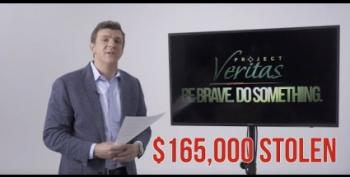Dirty Trickster James O'Keefe Loses $165K To 'Fraudsters'