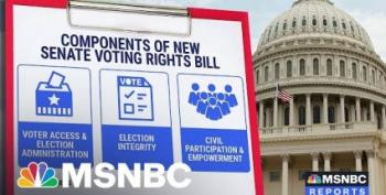 Dems New Voting Rights Bill Still Needs End To Filibuster To Pass