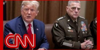 Friday News Dump: 'Gen. Milley Is The Worst Ever!' And Other News