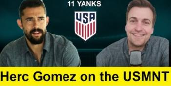 World Cup Qualifier USA Vs Jamaica: Support USMNT Soccer Youtubers