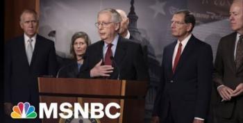 Nihilists On Parade: Republicans Block Debt Ceiling Vote
