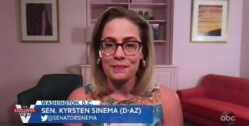 Let's Talk About Kyrsten Sinema