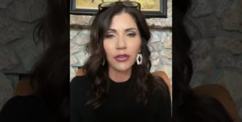 Kristi Noem Whines In Self-Serving Video, Insisting She's Not A Crook