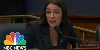 AOC, Other Progressives, Have Three Words For Facebook: 'Break It Up'