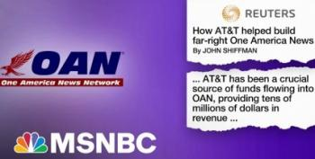 Reuters: AT&T Was Behind The Creation Of One America News