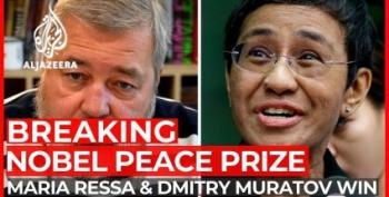 Nobel Peace Prize Winner Maria Ressa Calls Facebook An 'Atom Bomb'