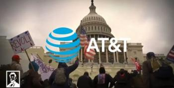 Lincoln Project: AT&T Funds OAN's Call For Mass Executions