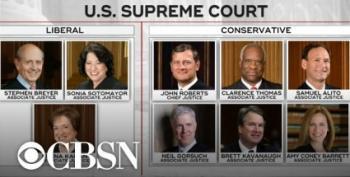 Biden's SCOTUS Reform Commission: Reform Would Politicize Court!