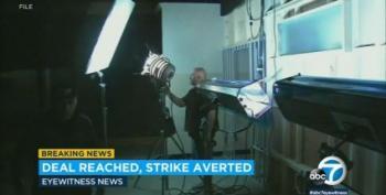 Hollywood Strike Averted - For Now