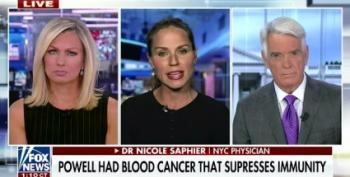 John Roberts Clobbered By Fox News' Own Medical Expert