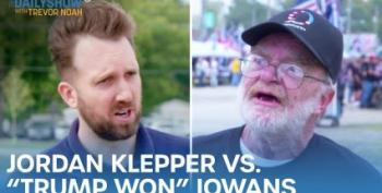Iowans Explain To Jordan Klepper: Trump Is Still President