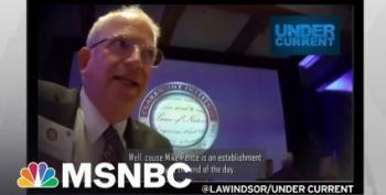 Oh, Oops! John Eastman Defends Coup Memo To Undercover Progressive