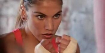 Hope Solo Rips Julie Foudy Over Her Selection For Best Goalkeeper