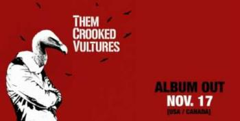 C&L's Late Nite Music Club With Them Crooked Vultures