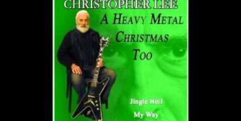C&L's Late Nite Music Club With Christopher Lee