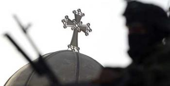 Christmas Day Bombings Target Christians In Iraq